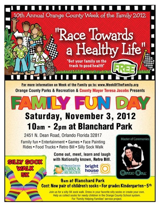 We are at Blanchard Park tomorrow for a great event!